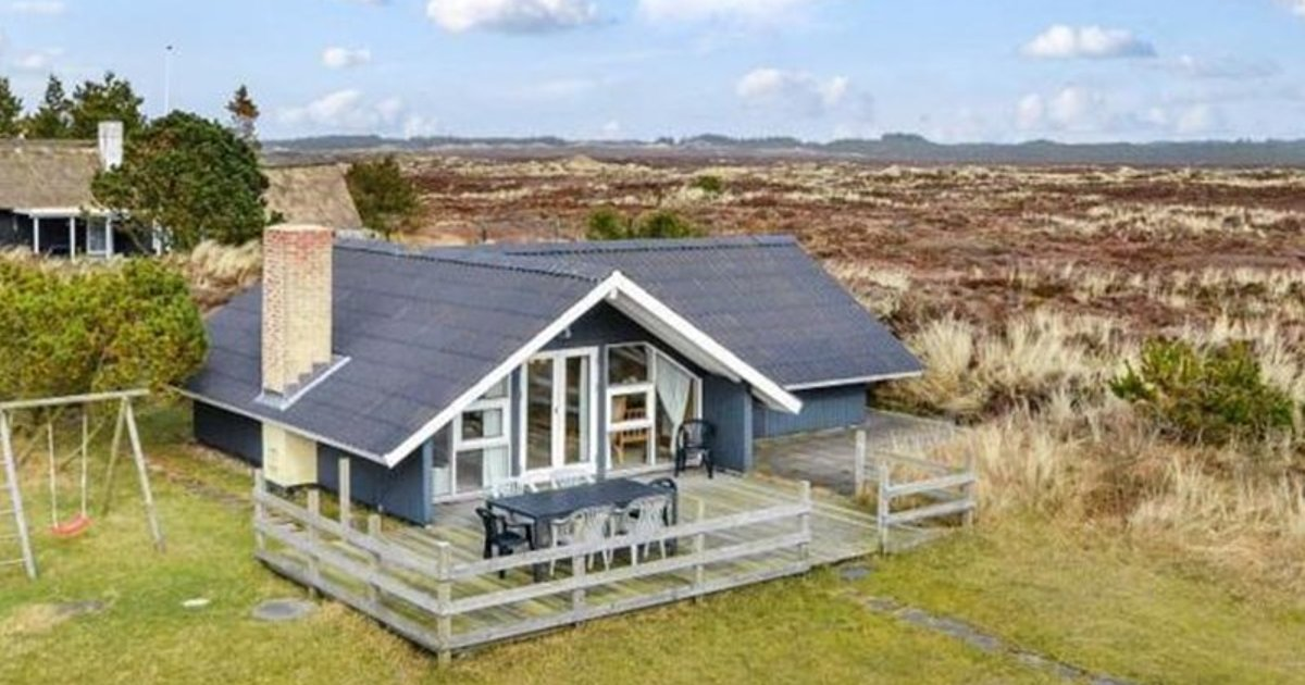 Holiday home Lyngbovejhenne Strand III