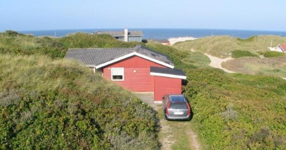 Holiday home Falkevejhenne with Sea View