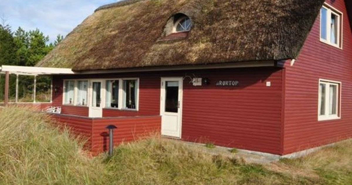 Holiday home Agerhonevej Henne Strand