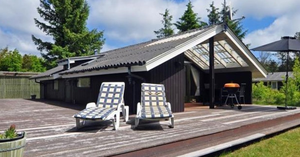 Holiday home Fuutvej Strand