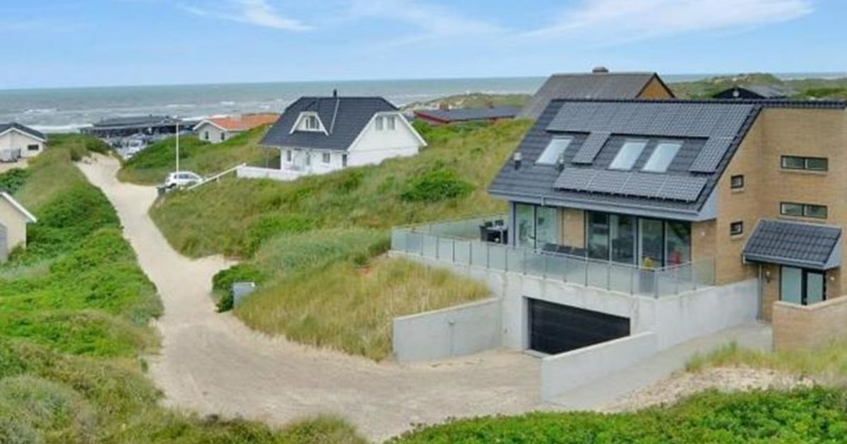 Holiday home Fasanvejhenne