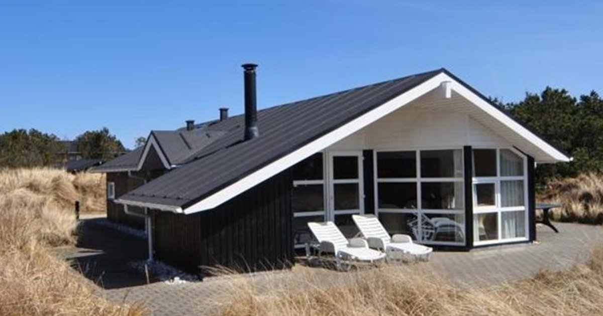 Holiday home Magevejhenne I