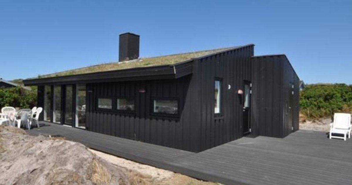 Holiday home Aerenprisvej Henne Strand