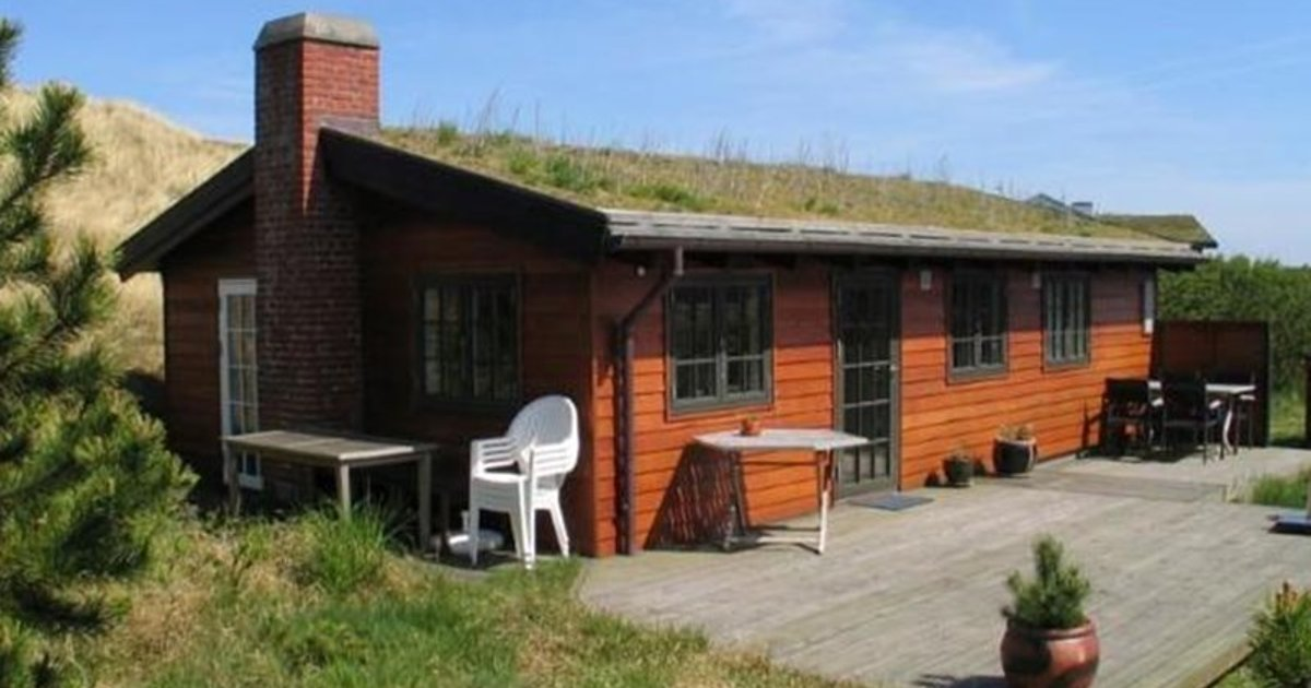 Holiday home Folfodvejhenne II