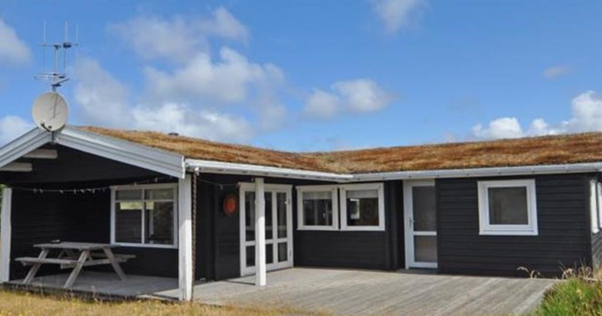 Holiday home Granvejhenne Strand