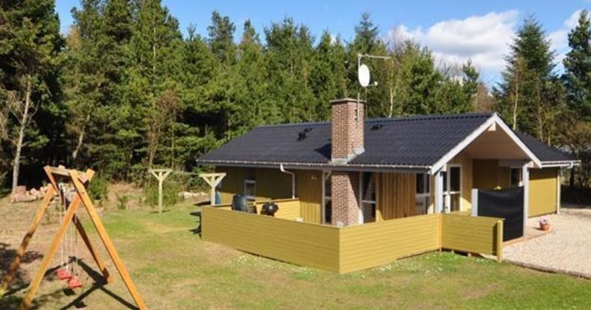 Holiday home Radyrstien Strand