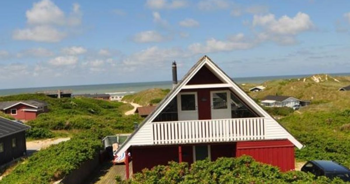 Holiday home Hogevejhenne