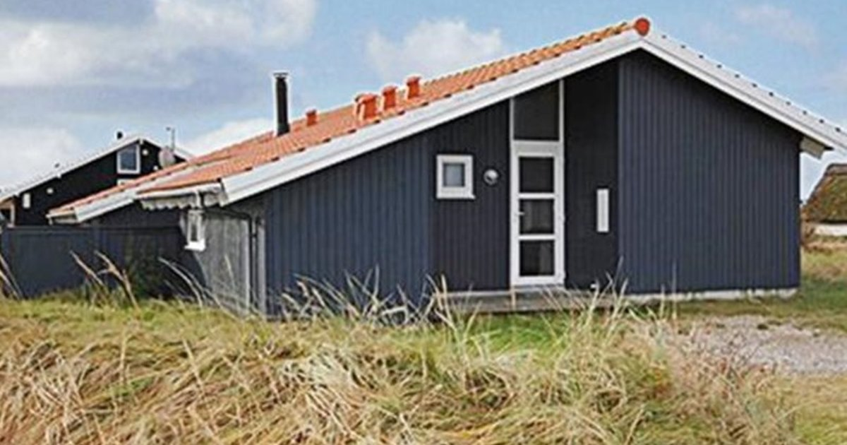 Holiday home Kløvborgsti F- 2362