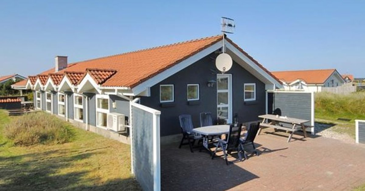 Holiday home Thisted 274 with Sauna and Terrace
