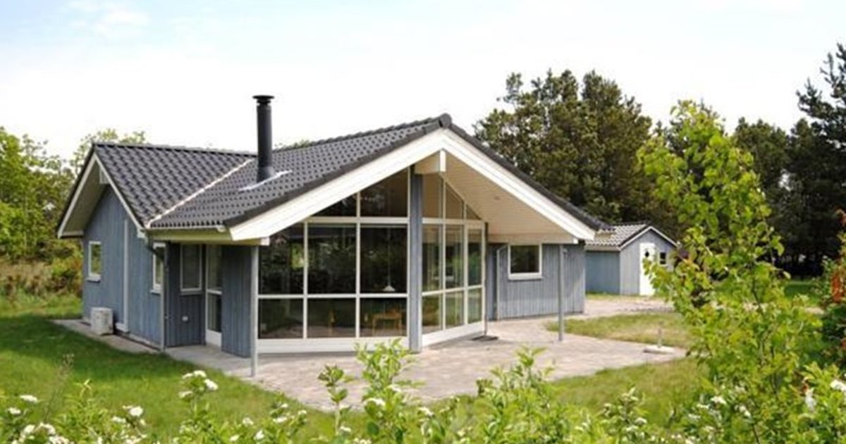 Holiday home Gyvelvej E- 1497