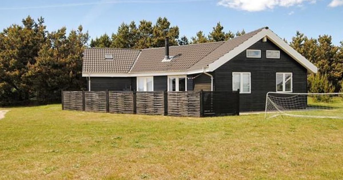 Holiday home Syrenvej B- 4734
