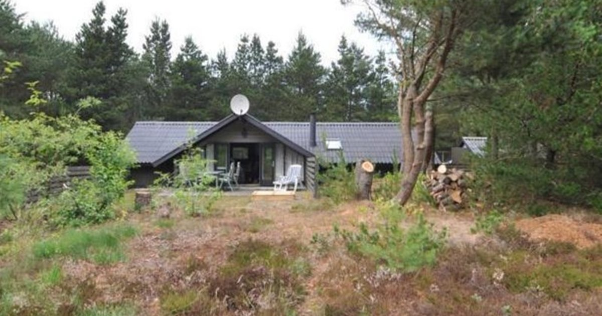 Holiday home in Kirkeflod Norre Nebel