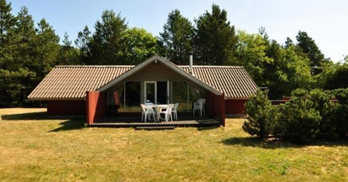 Holiday home in Skovvang Norre Nebel VI
