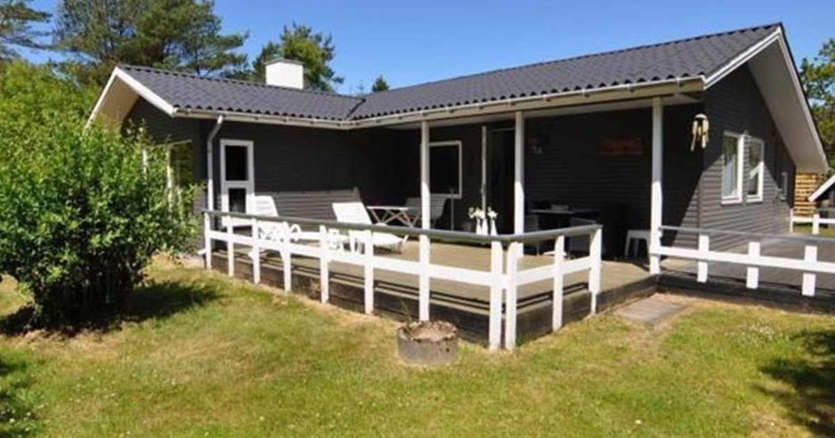 Holiday home in Anders Lyhnesvej Norre Nebel