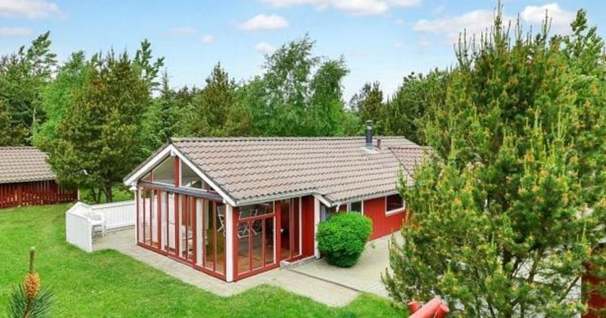 Holiday home Sondervang Houstrup III