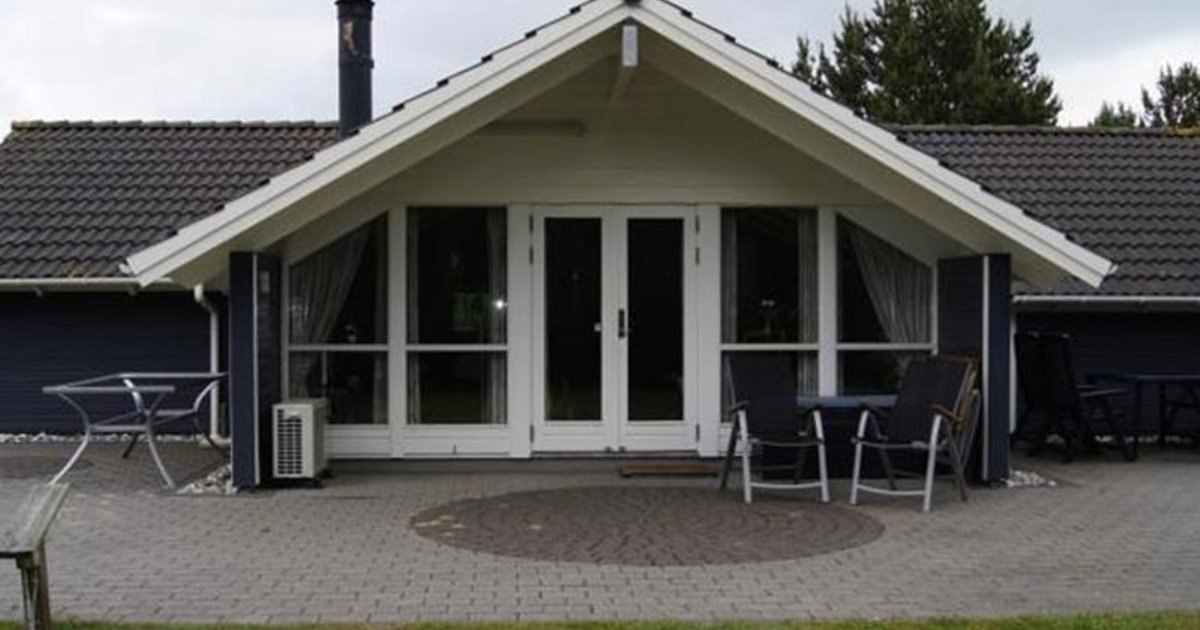 Holiday home Vestervang Houstrup Nebel