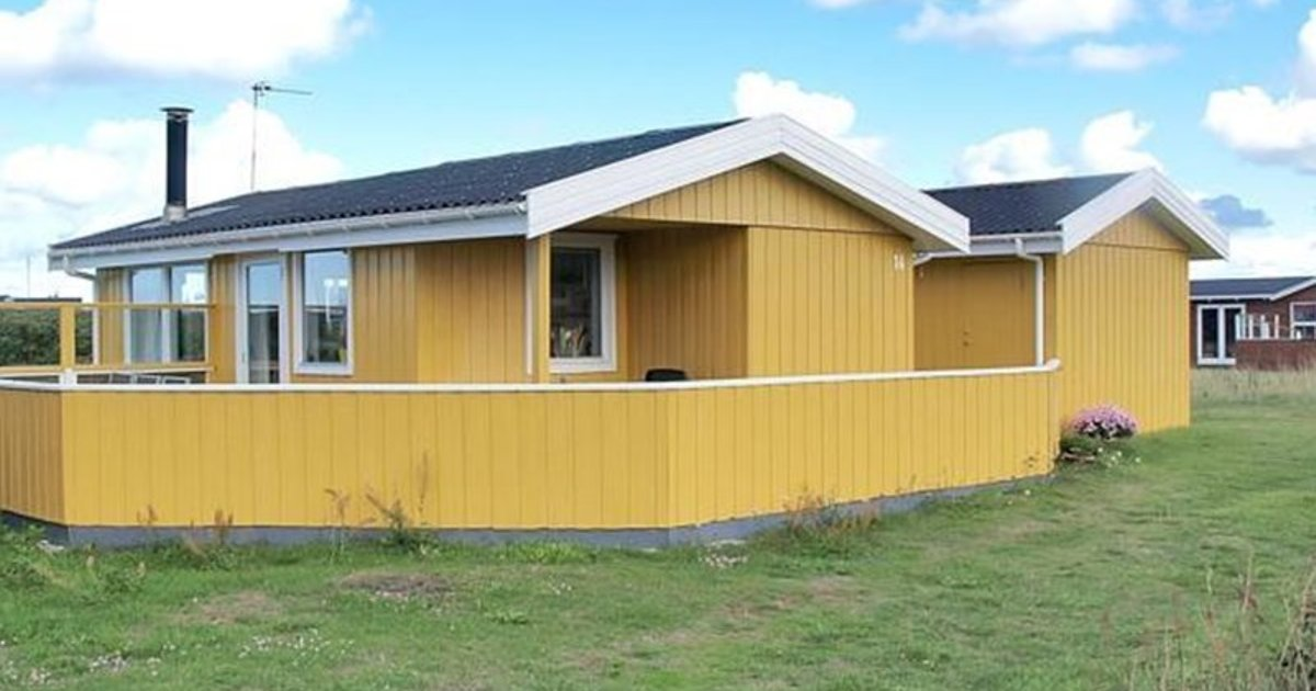 Holiday home Sommervej D- 4296