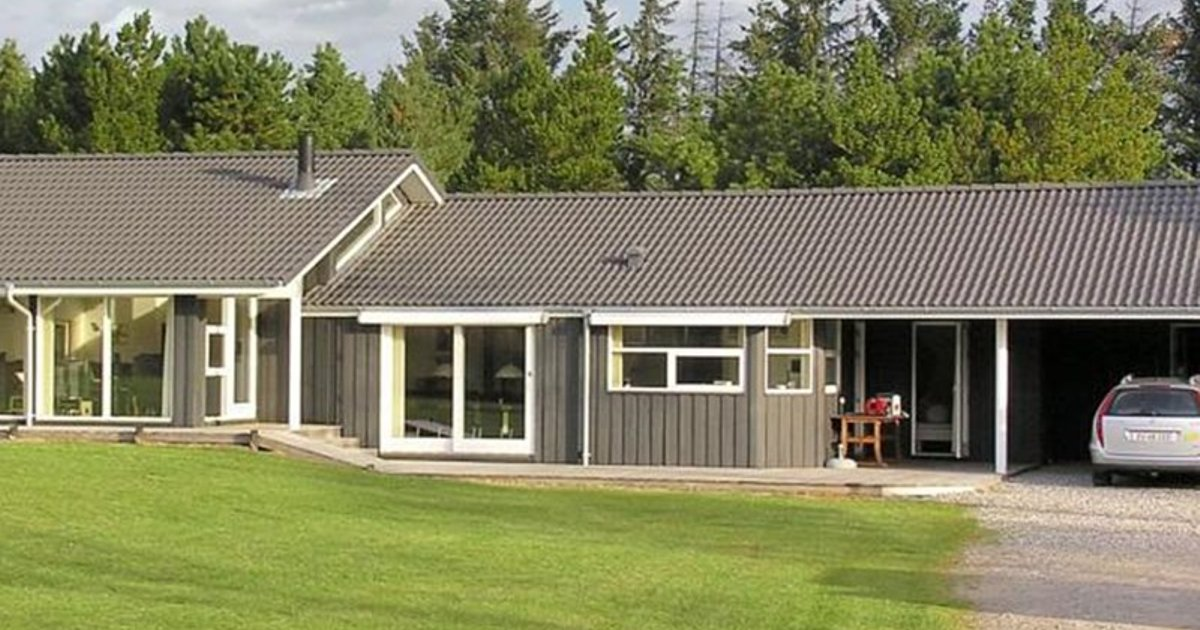 Holiday home Grævlingvej H- 1420