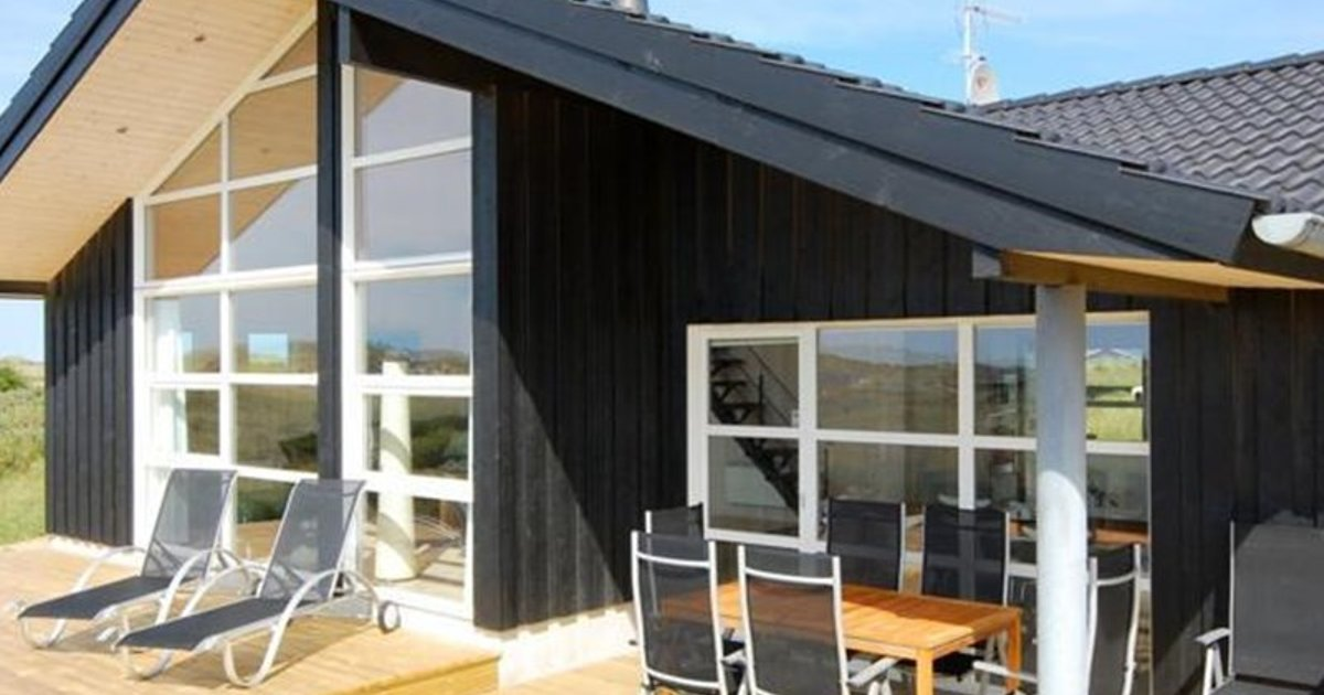 Holiday home Kystmarken C- 2543