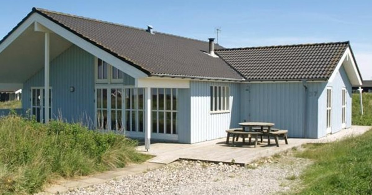 Holiday home Kystmarken H- 2548