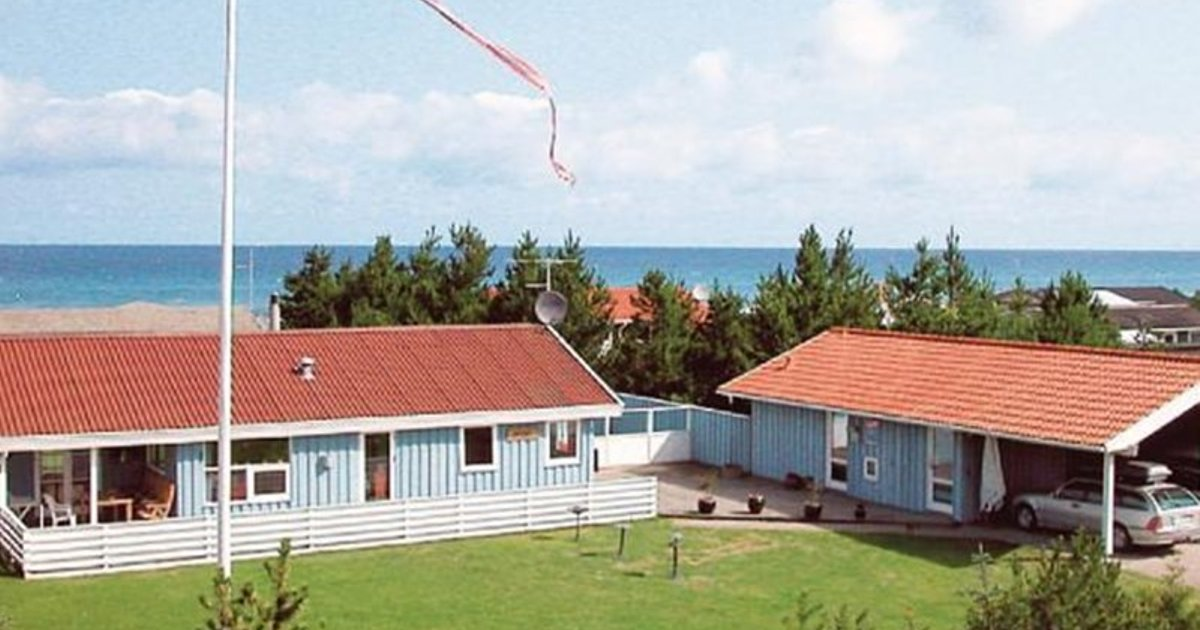 Holiday home Gimlevej Glesborg IX