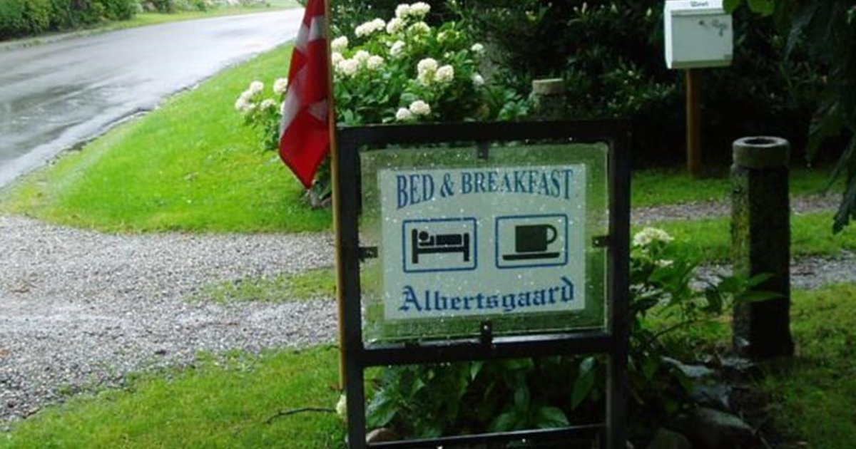 Albertsgaard Bed & Breakfast