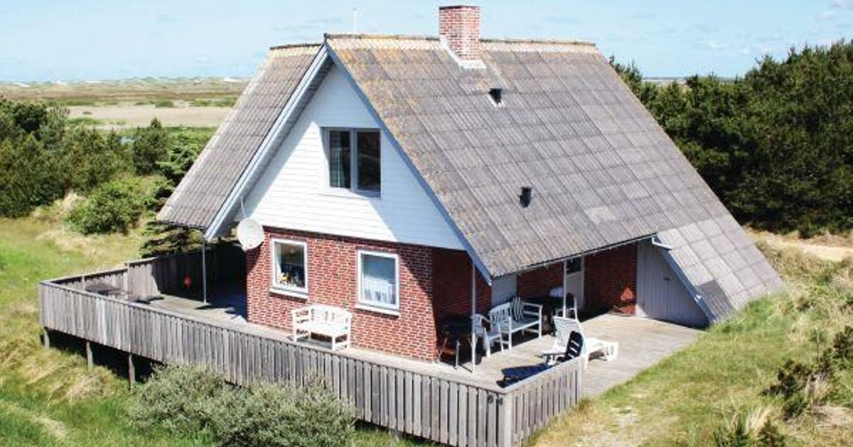 Holiday home Nørre Nebel 54