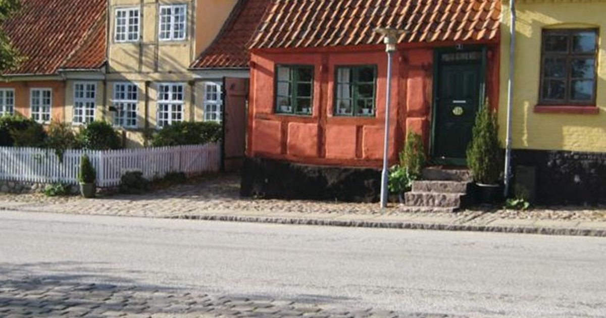 Holiday home Ternevangen Nysted I