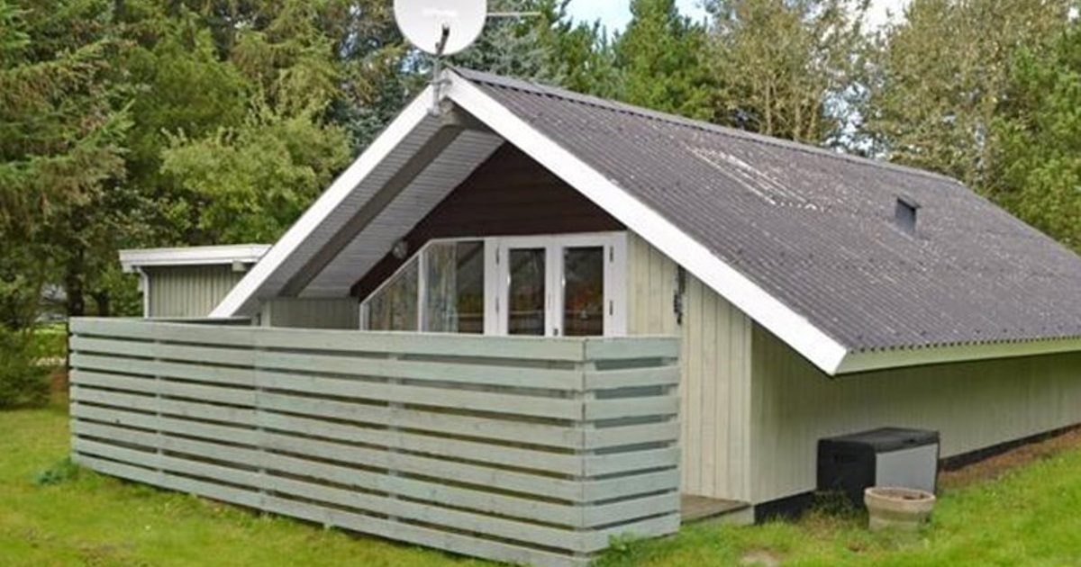 Holiday home Blomstervangen D- 576