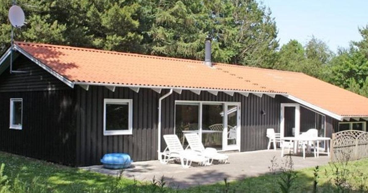 Holiday home Fyrrelunden H- 1292