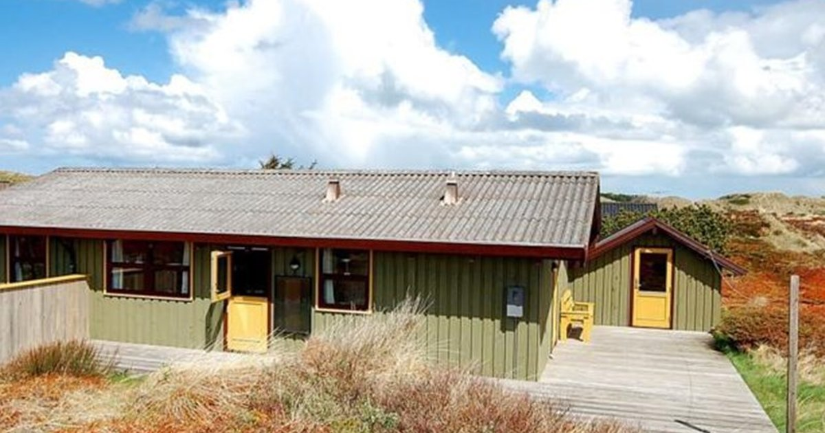 Holiday home Redningsvejen D- 3672
