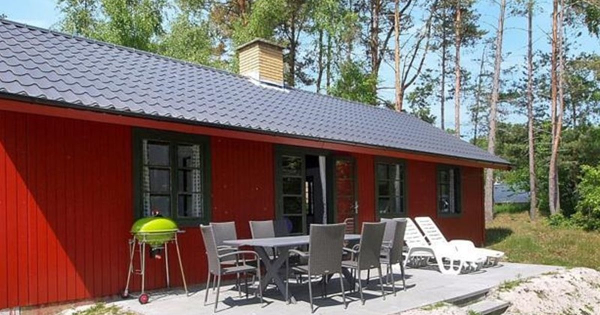 Holiday home Dueodde B- 886