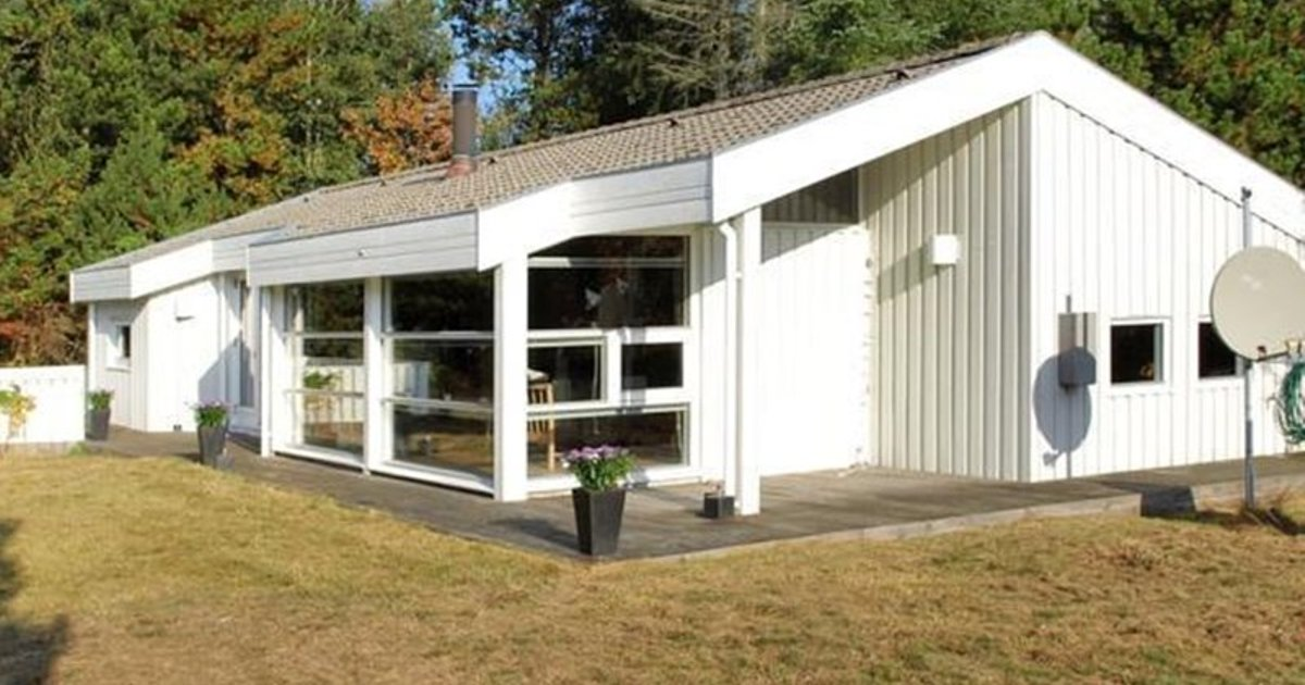 Holiday home Rugholm C- 3847