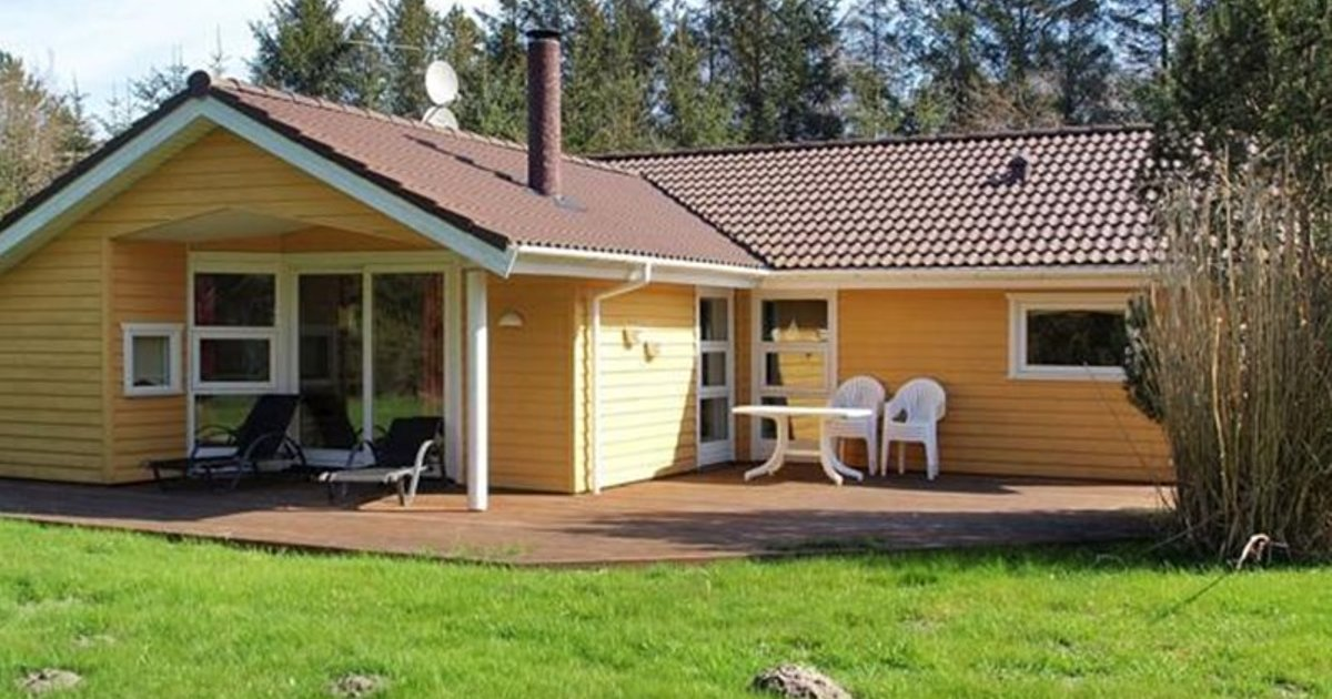 Holiday home Bygmarken F- 746
