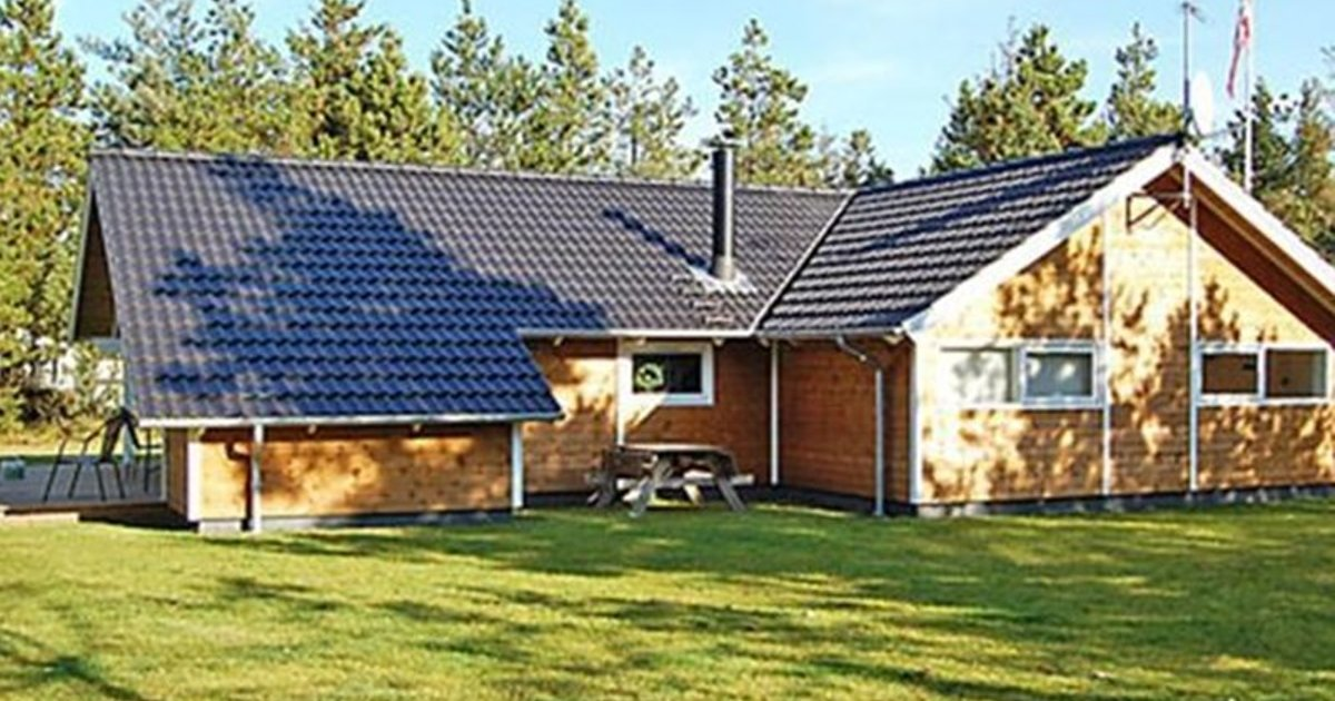 Holiday home Rådyrvej C- 3631