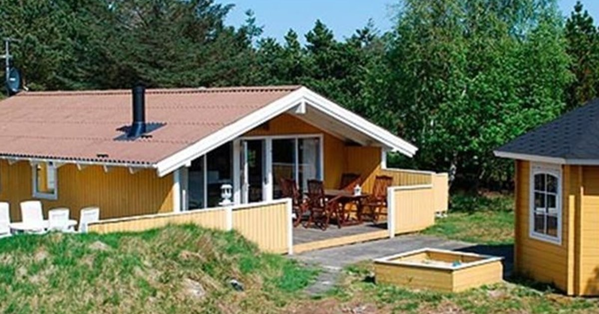 Holiday home Ørnevej D- 3344