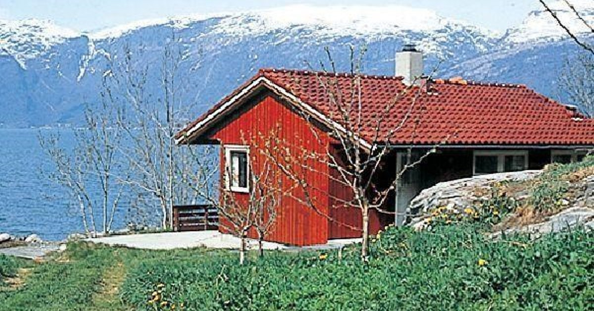 Holiday home Utne Alsåker