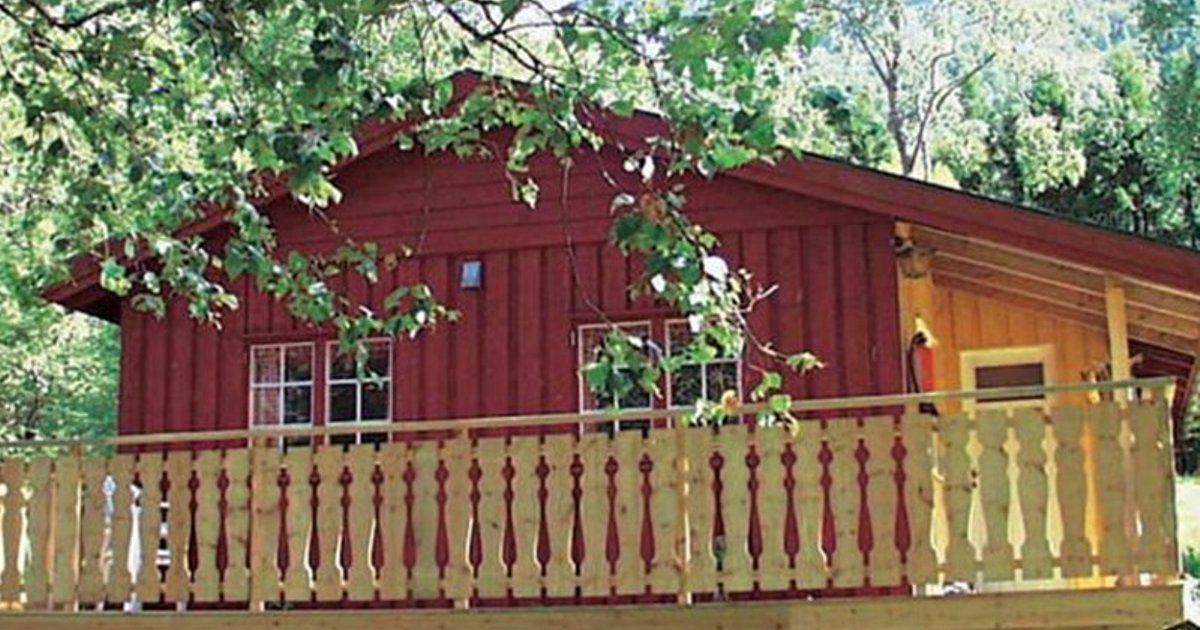 Holiday home Olden Fagerlund