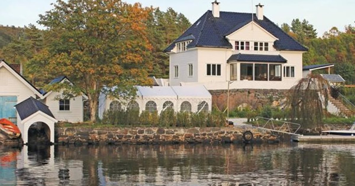 Holiday home Alversund Solholmen