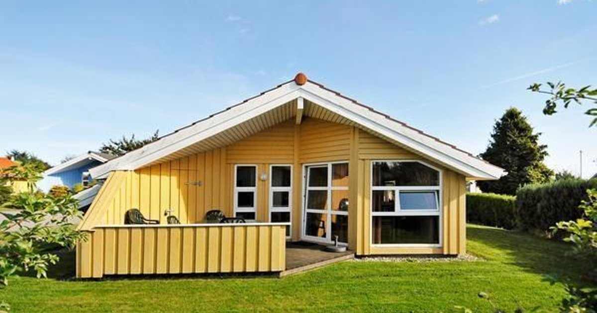 Two-Bedroom Holiday home in Gelting 2
