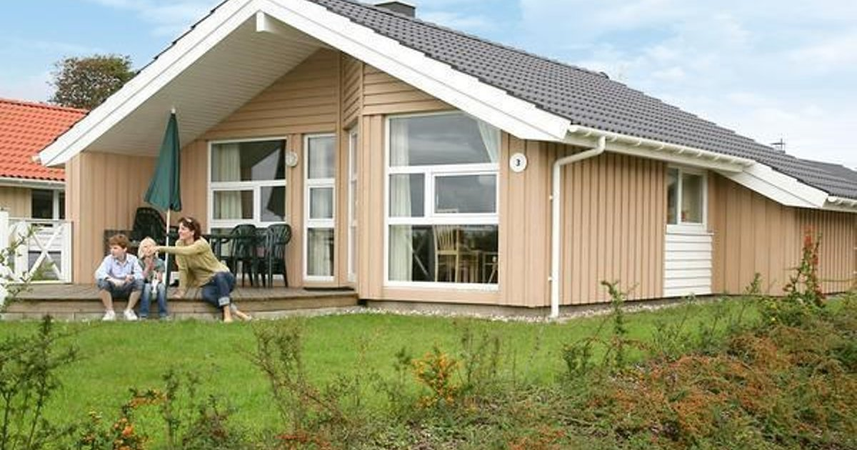 Two-Bedroom Holiday home in Gelting 6
