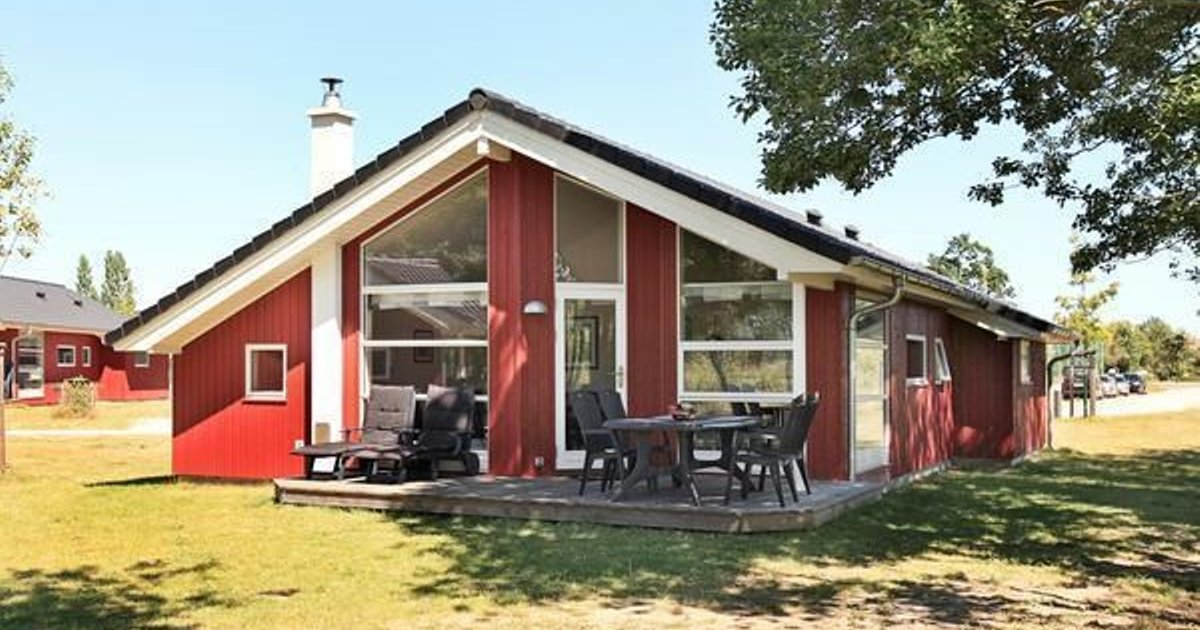 Three-Bedroom Holiday home in Großenbrode 1