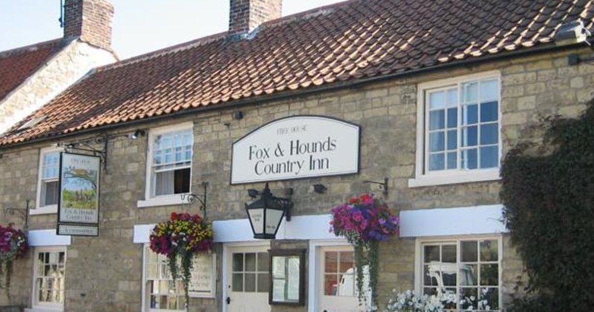 The Fox and Hounds Country Inn