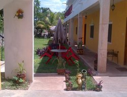 Izamal hotels with restaurants