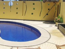 Pets-friendly hotels in San Patricio