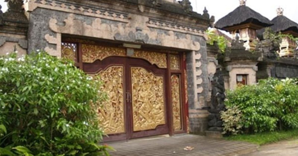 Balinese House Package @ Klungkung