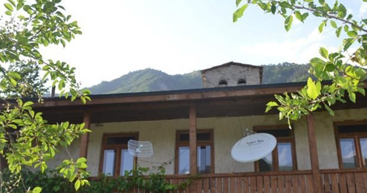 Teo Guesthouse and Camping in Mestia