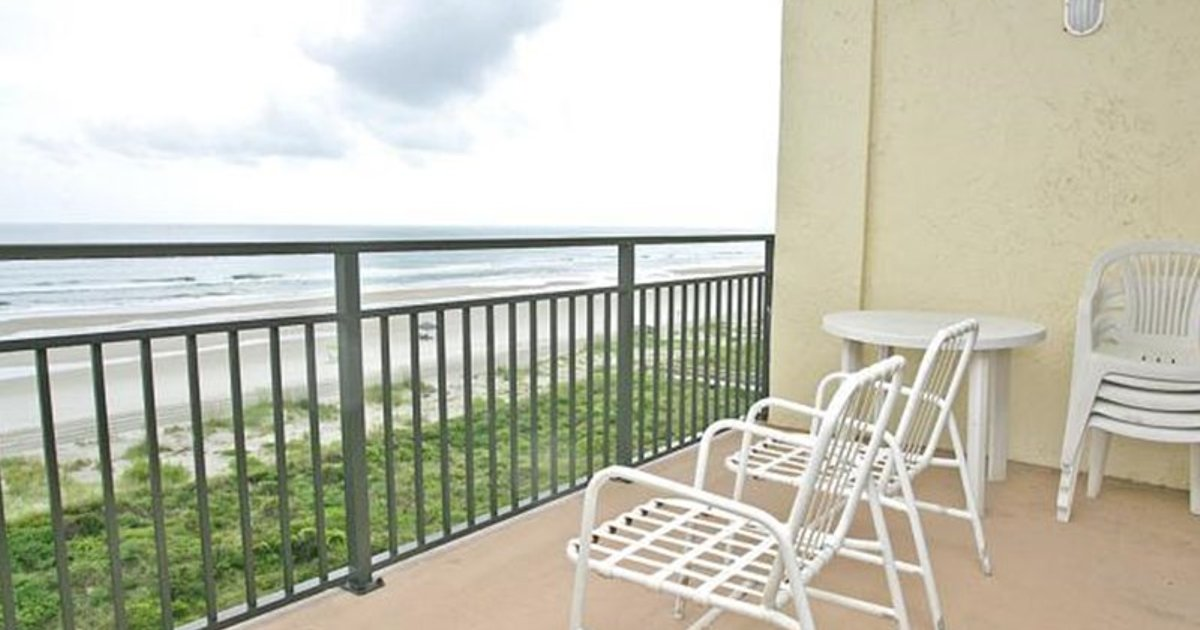 Sand Dollar III 502 by Vacation Rental Pros