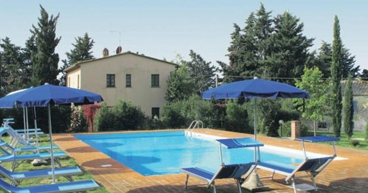 Holiday home Volterra 83 with Outdoor Swimmingpool