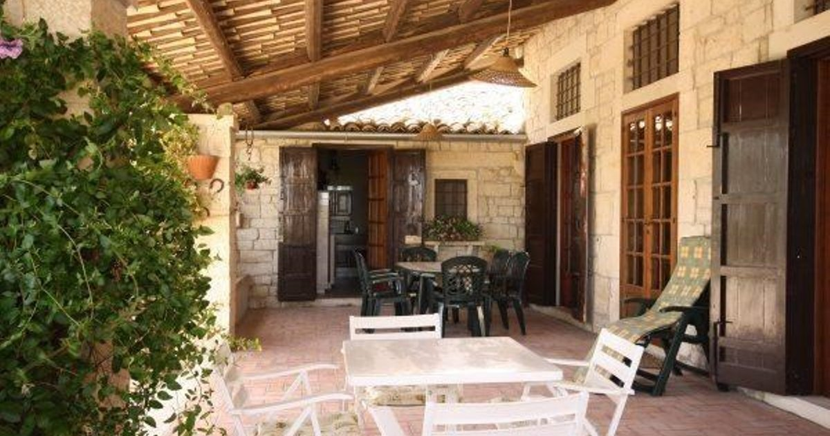 Holiday home Modica -RG- 9